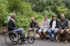 toegankelijk voor rolstoelen